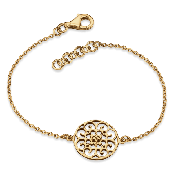 Engelsrufer Armband Ornament Gold plated