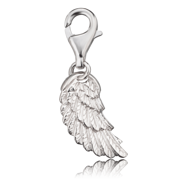Engelsrufer charm wing silver