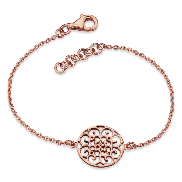 Engelsrufer Armband Ornament Rosé plated