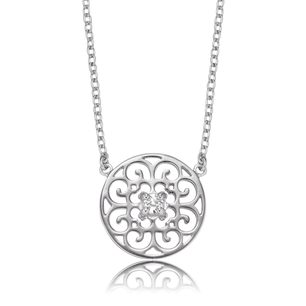 Engelsrufer necklace ornament zirconia