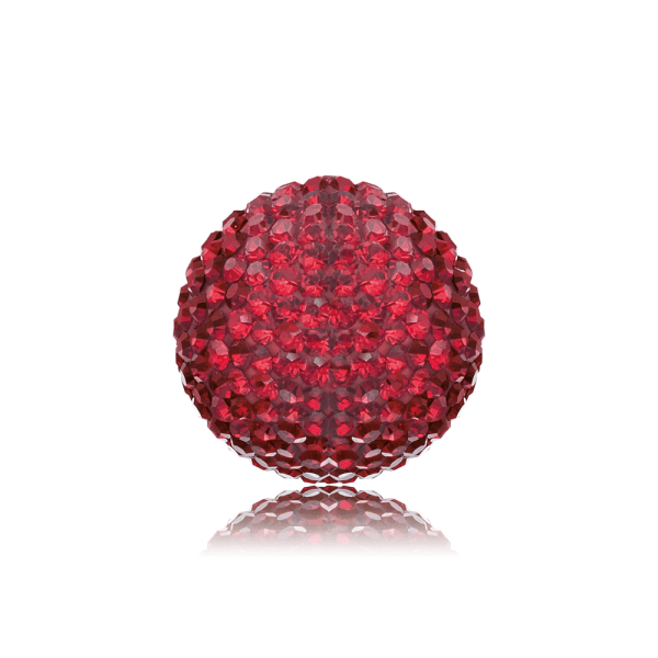 Engelsrufer sound ball zirconia red