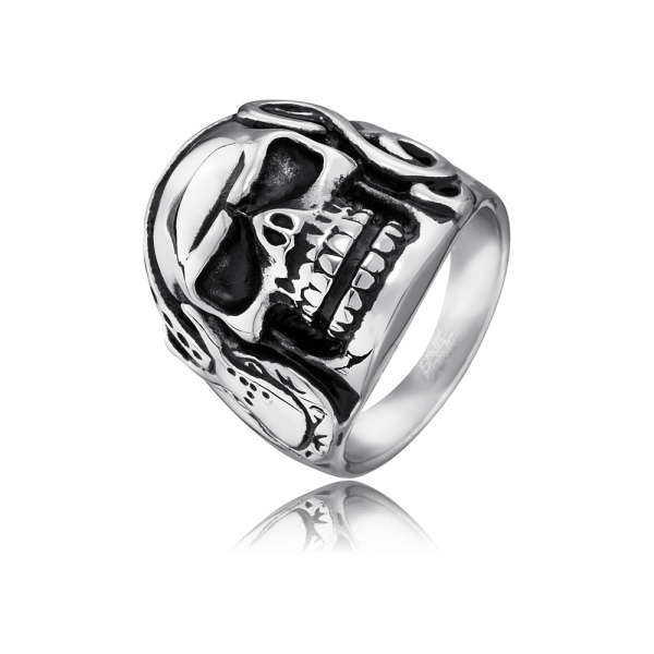 Save Brave stainless steel ring Dylan