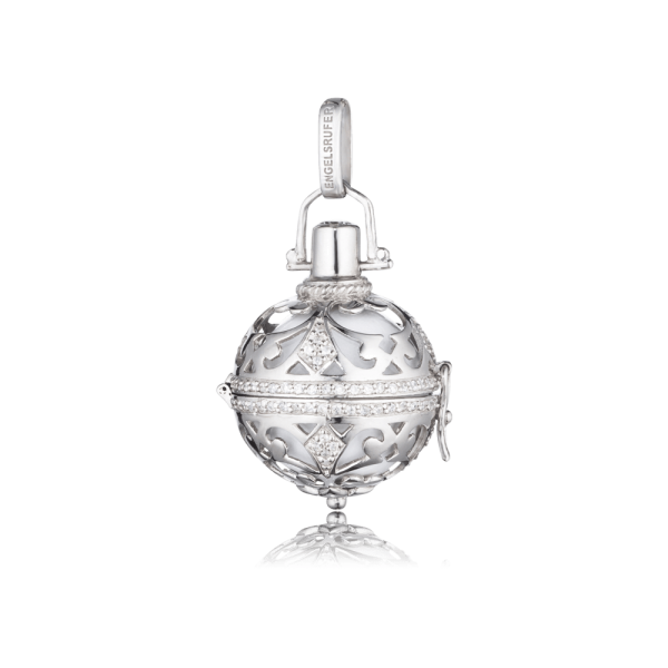 Engelsrufer pendant with zirconia silver