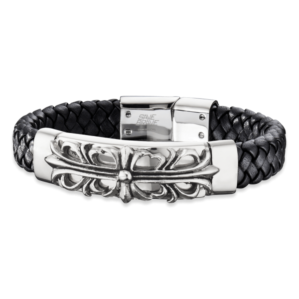 Save Brave Lederarmband Paris