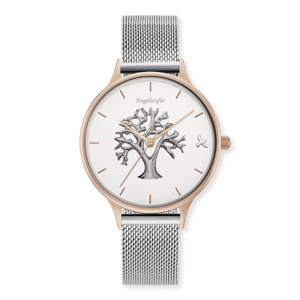 Engelsrufer watch Tree of Life bicolor