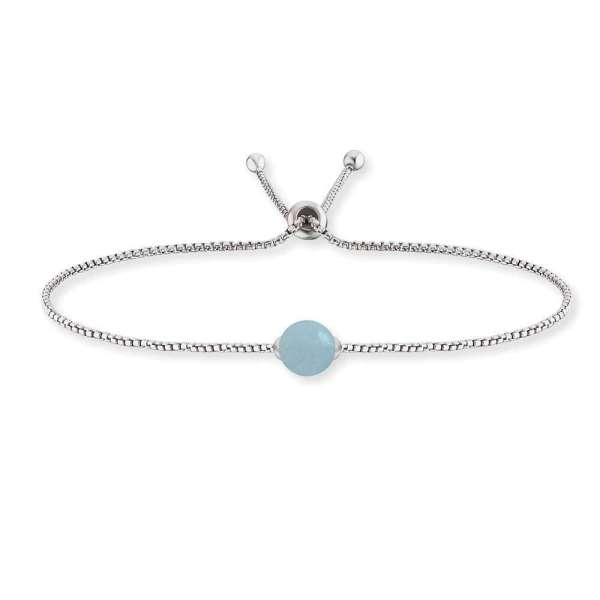 Engelsrufer Armband Healing blauer Achat