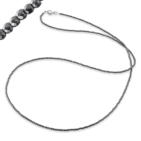 Engelsrufer necklace hematite