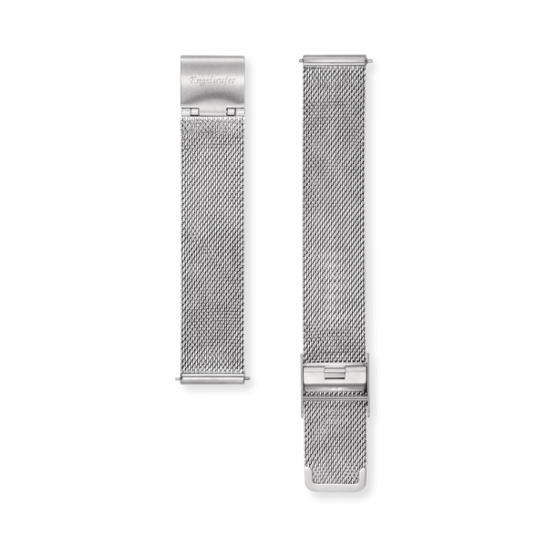 Engelsrufer watch band mesh stainless steel 14mm
