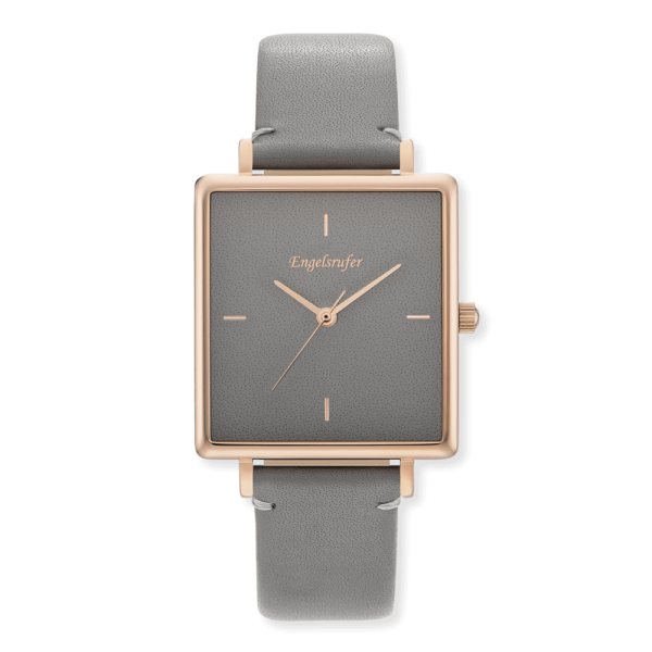 Engelsrufer watch Colour grey square